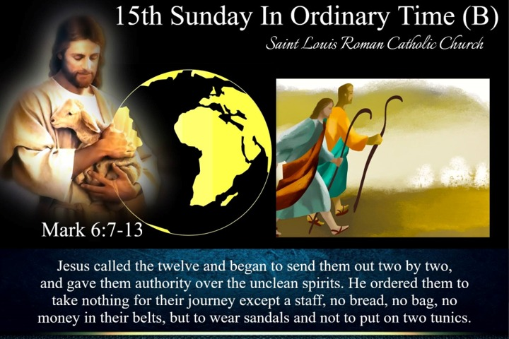 15th Sunday in Ordinary Time website 6 by 4
