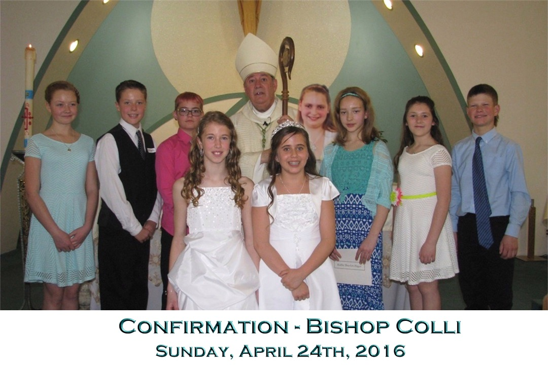 Confirmation April 2016 take 2