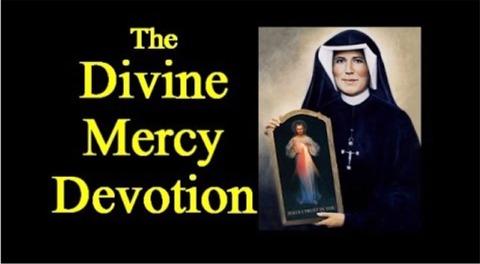 Divine Mercy filler for website