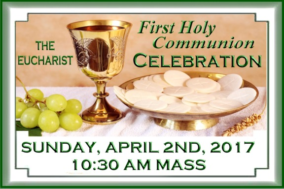 First Communion Slider 6 by 4 April 2, 2017