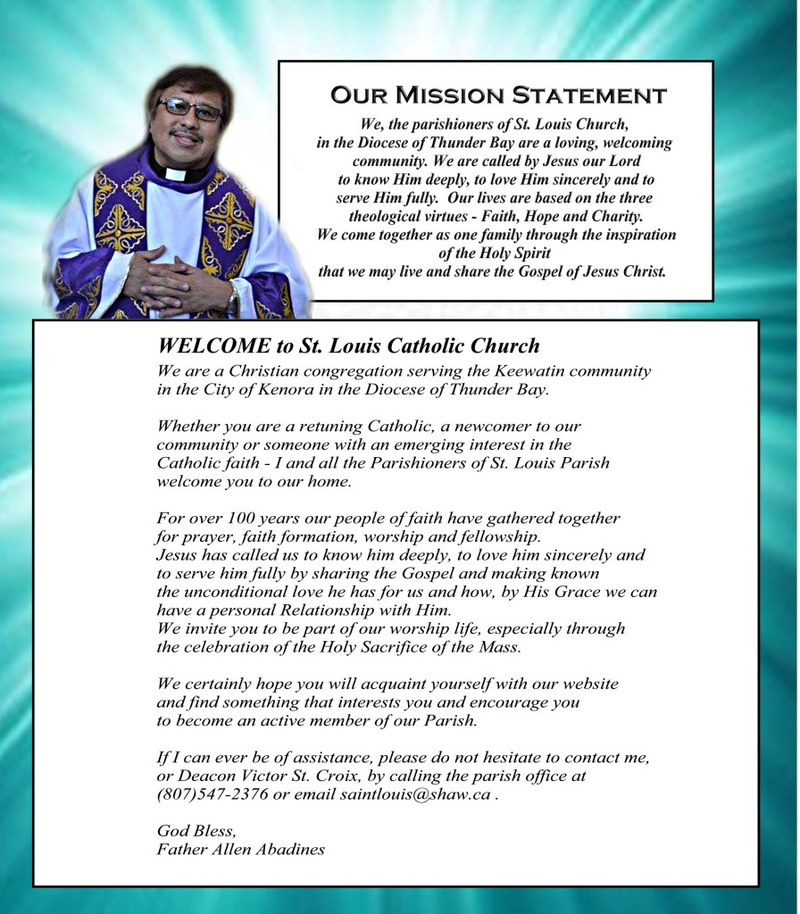 Our Parish - Welcome and Mission Statement
