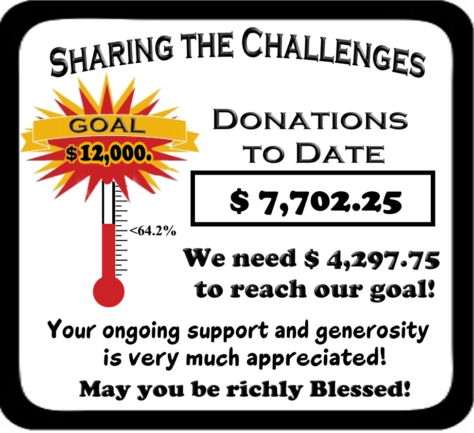 Sharing the Challenges Oct. 15, 2017 website