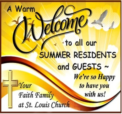 Welcome to Summer residents 2018