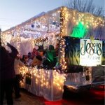 Christmas float 11