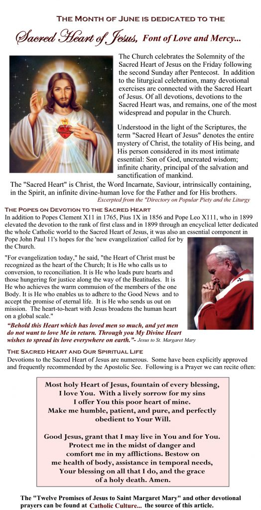 Month of June Sacred Heart of Jesus for the website.2 mix