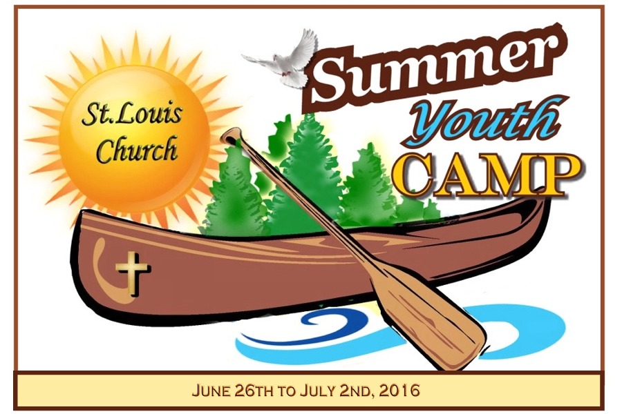 2016 Youth Summer Camp Logo