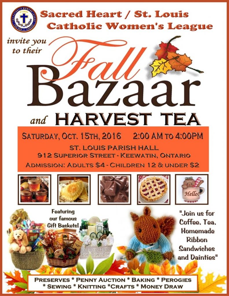 CWL Fall Bazaar 6 by 7.77
