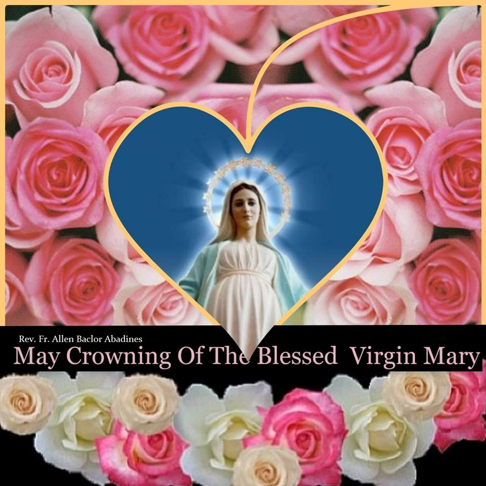From the Pastor's Desk - Month of Mary