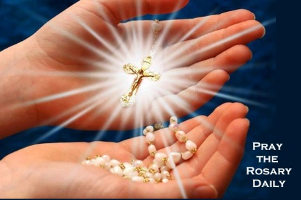 Rosary in Hand 6 by 4