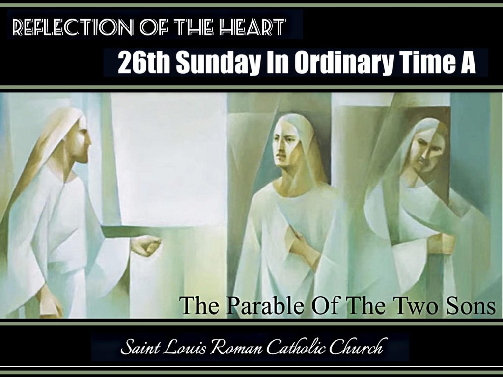 St. Louis - Parable of the Sons Sept.27, 2020