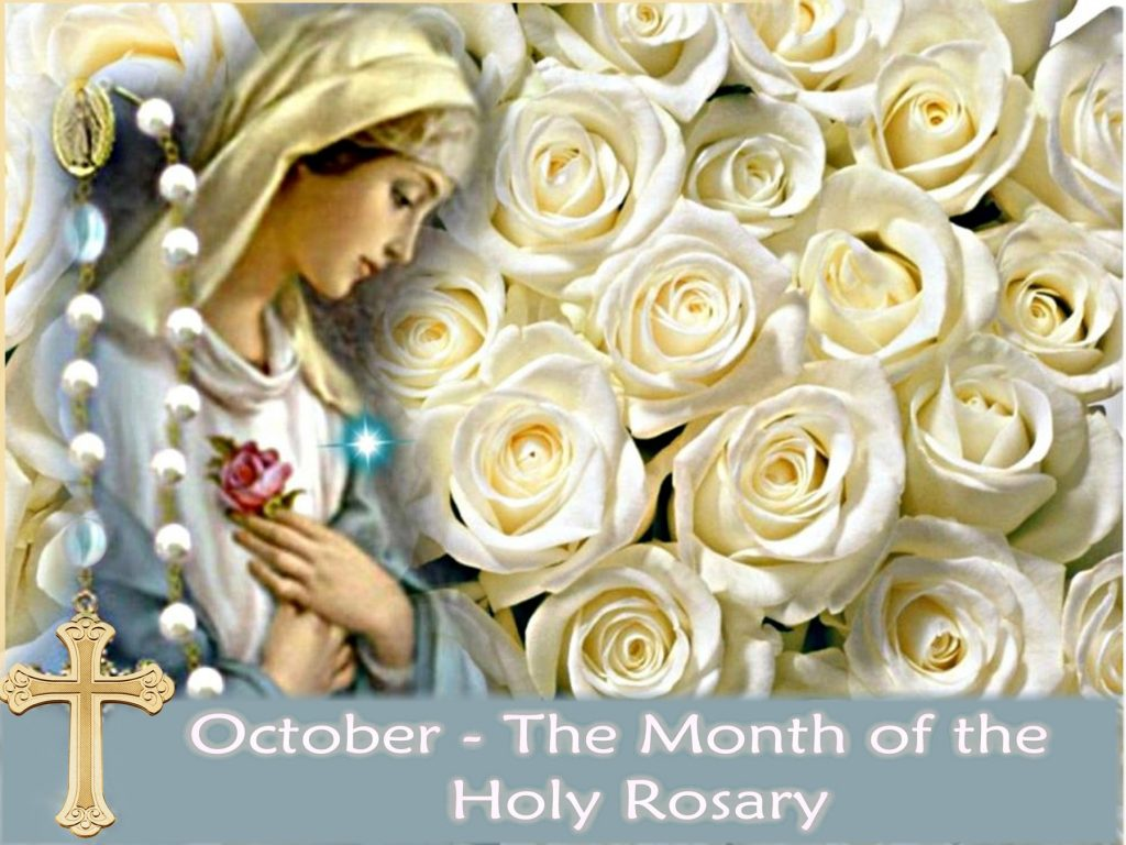 St. Louis - slider - Month of the Holy Rosary