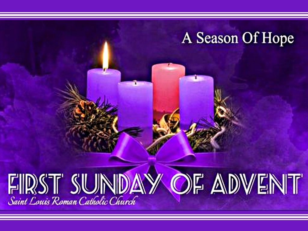 St. Louis Slider - 1st Sunday of Advent 2020