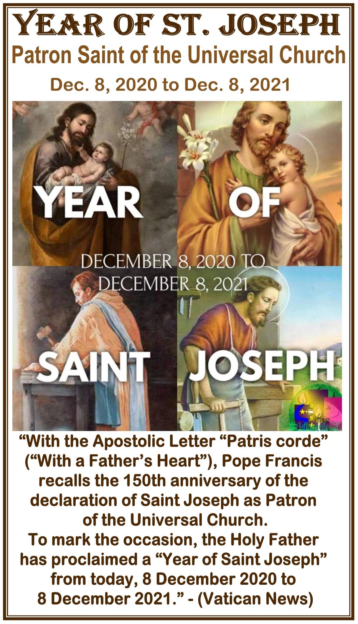 St. Louis - Year of St. Joseph