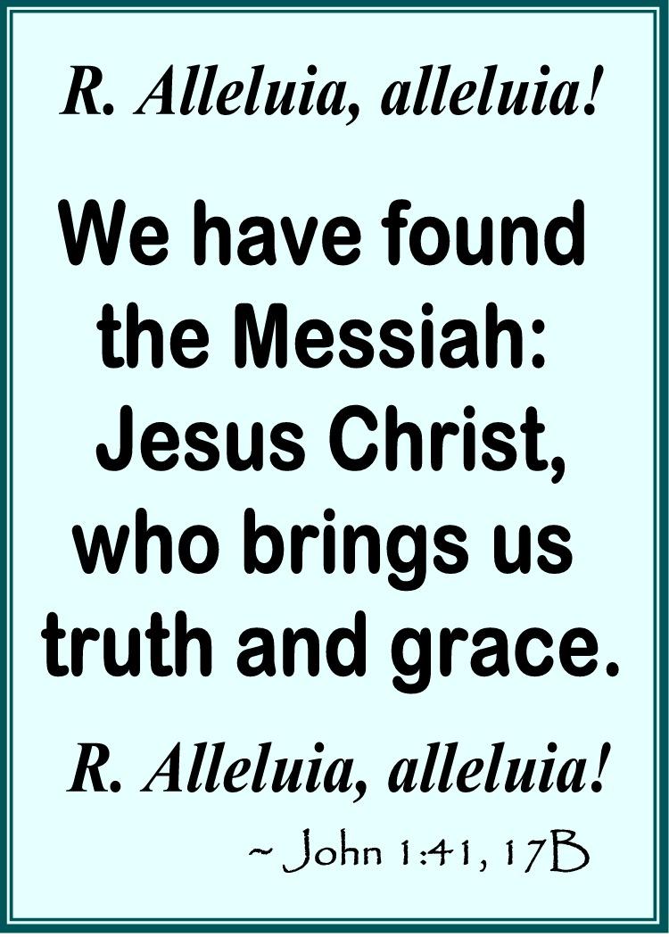 St. Louis - Bible quote Jan 17, 2021
