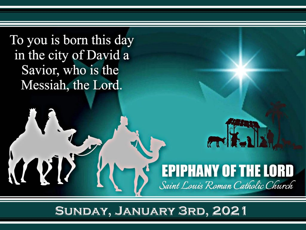 St. Louis - Slider - Epiphany of the Lord