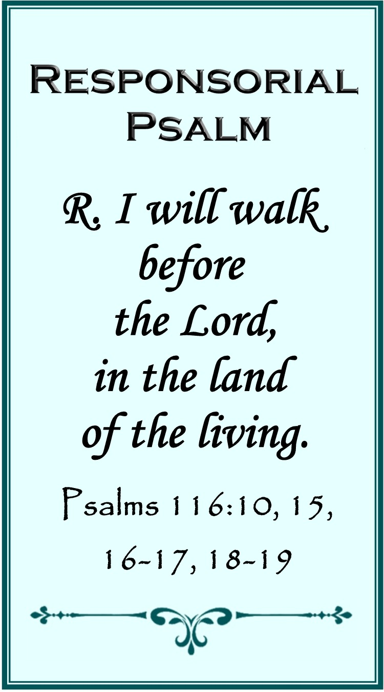 St. Louis - Responsorial Psalms as filler -Feb. 28,2021
