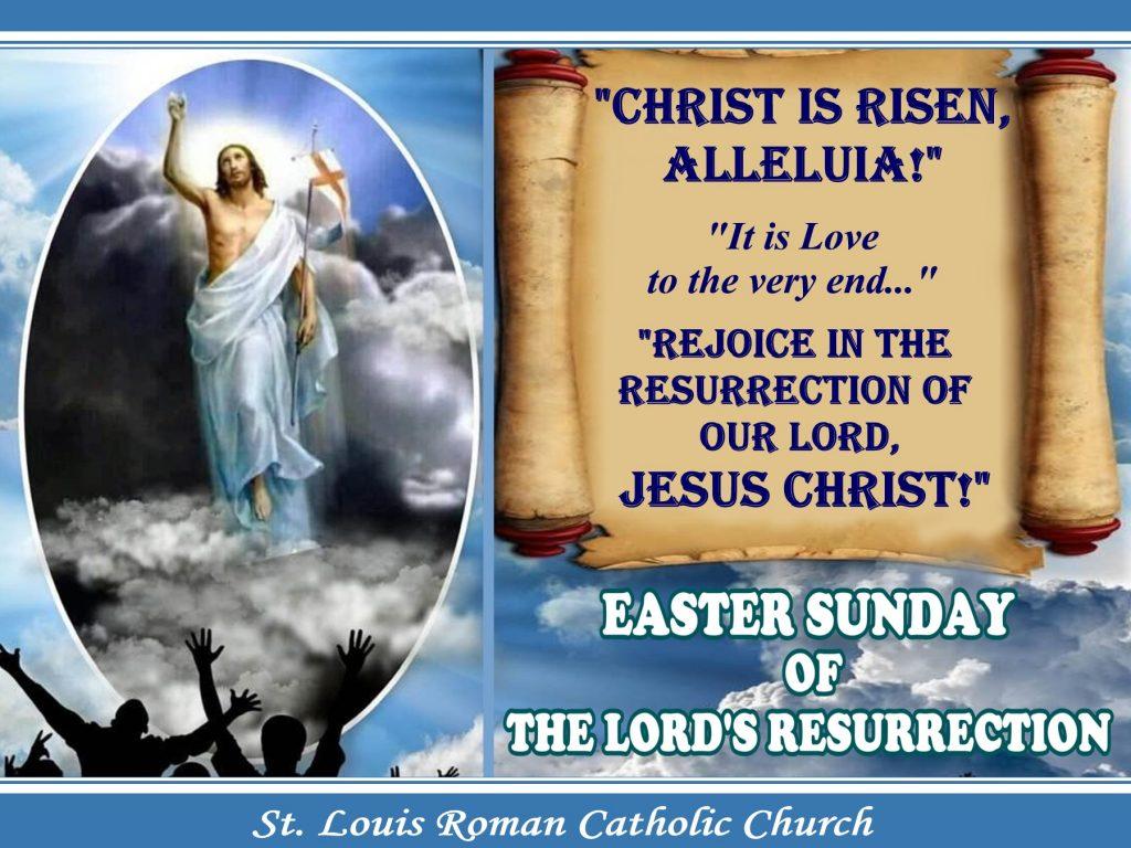 St. Louis - Slider - Easter Sunday April 4th, 2021 edit