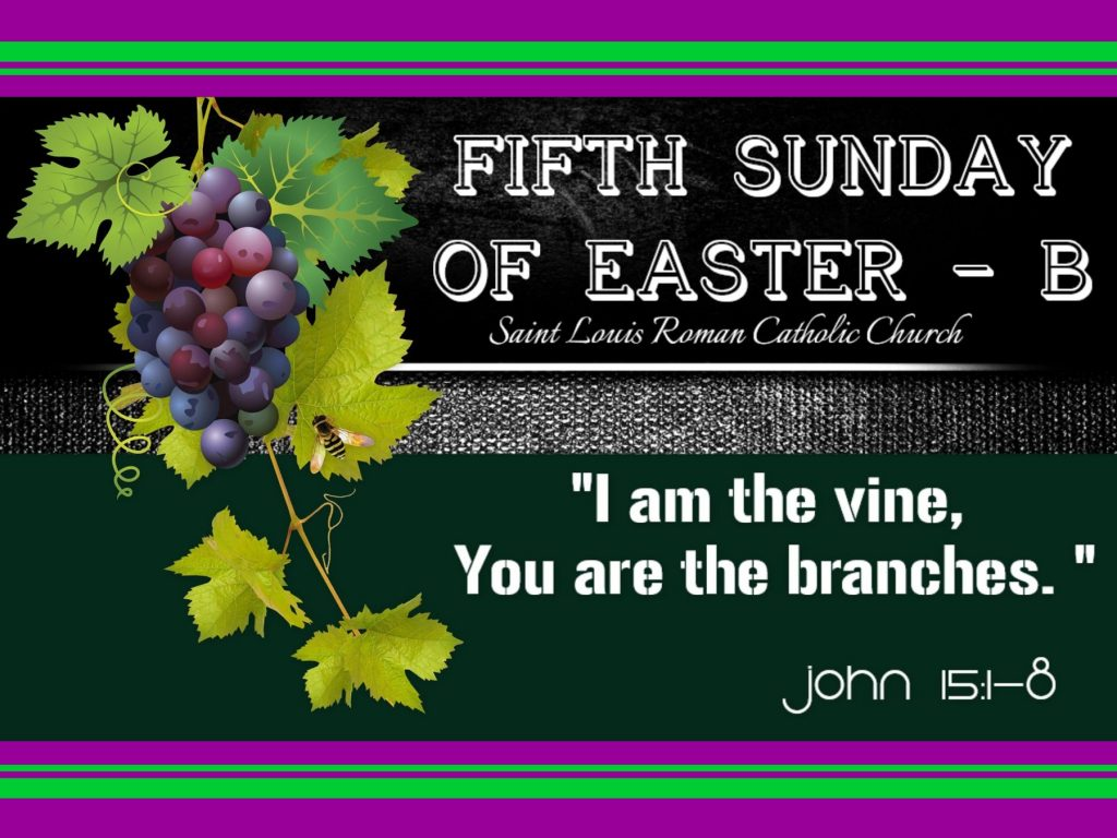 St. Louis - slider - May 2 - 5th Sunday of Easter
